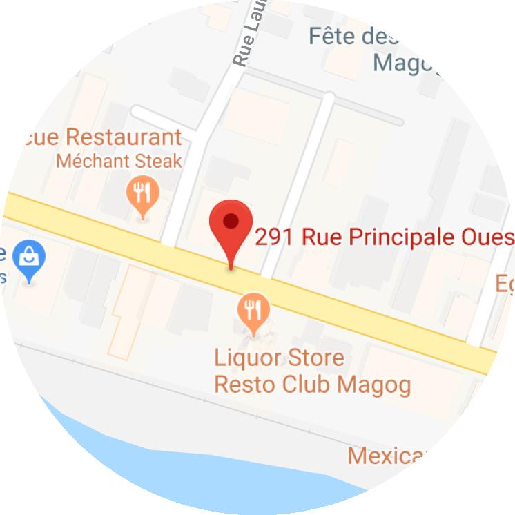 Service d'ajustement personnalisé - Boutique Canicule - Centre-Ville Magog